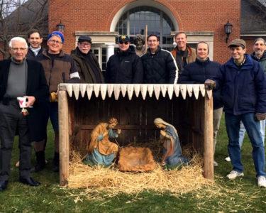 Nativity Scene @ St James-2018