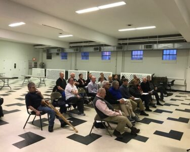 Knights of Columbus --Business Meeting , 2019