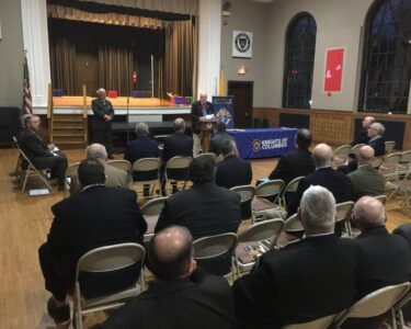 Knights of Columbus ---Exemplification 3/10/20